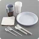 <b>Одноразовая посуда, салфетки</b>
